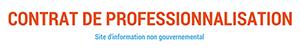 Logo contrat de professionnalisation