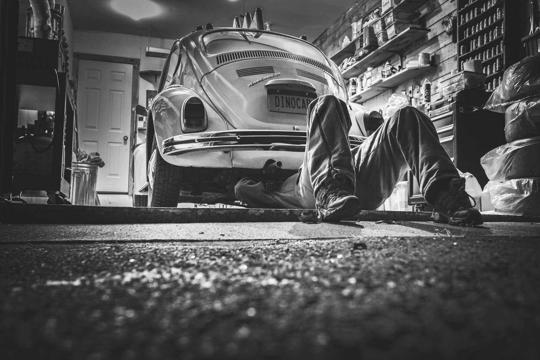 alternance dans le secteur automobile